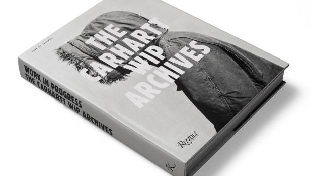 Carhartt WIP Rizzoli Book