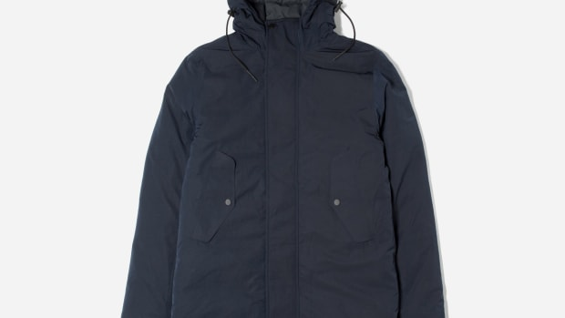 Everlane Winter Parka