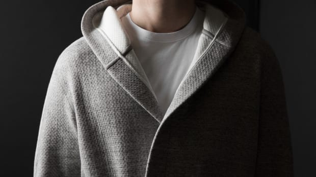 wings+horns fall 2016 cabin fleece robes