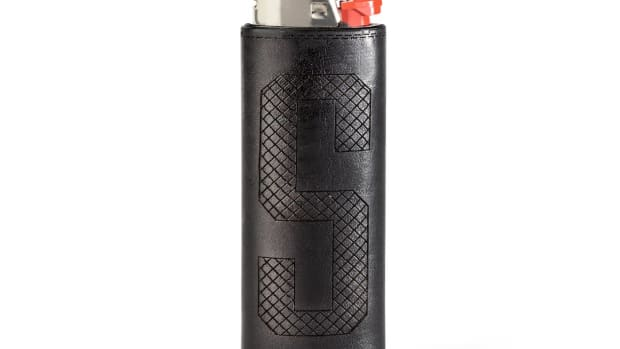 Killspencer Leather Sleeve Bic Lighter