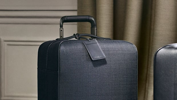 Zegna Traveller Luggage