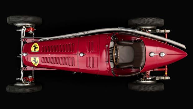 Alfa Romeo Tipo B P3 Top