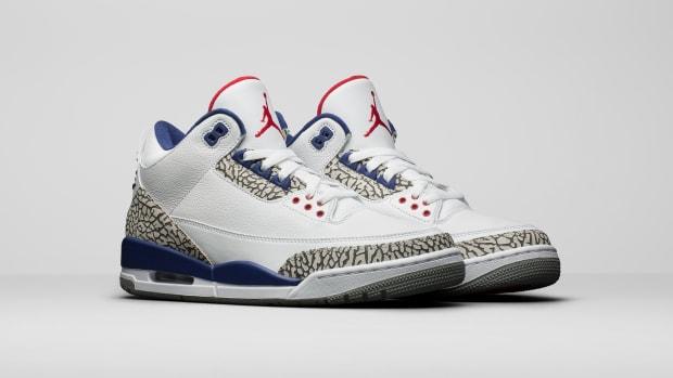 Air Jordan III 3/4