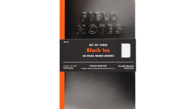 Field Notes Black Ice
