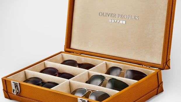 Oliver Peoples Guichard Eyewear Trunk