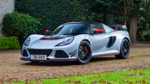 Lotus Exige Sport 380 3/4