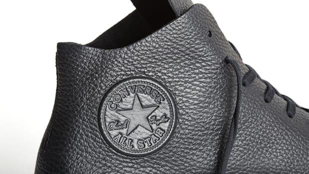 Converse Chuck Taylor Primestar Black Detail