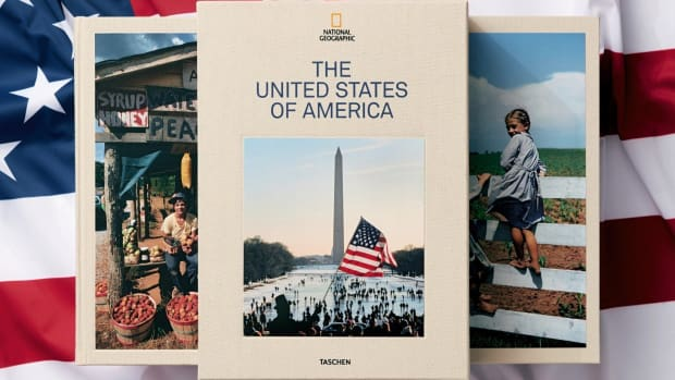 National Geographic Taschen United States of America Book