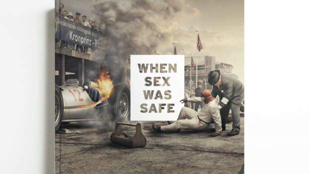 When Sex was Safe Book