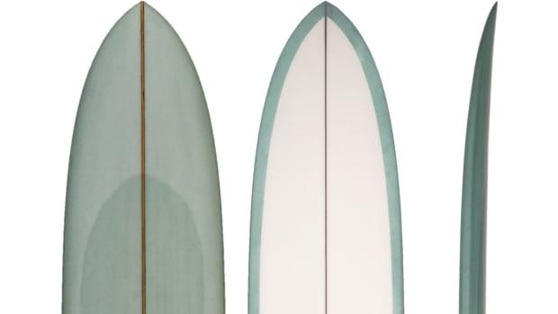 Deus Sherpa Concept Surfboard