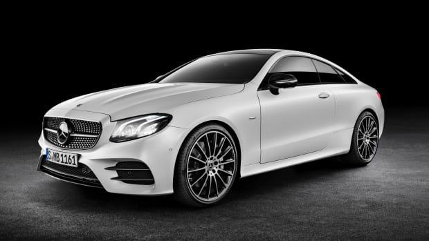 Mercedes 2018 E-Class
