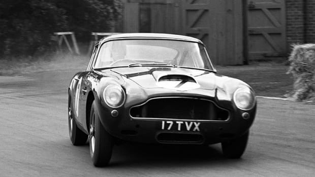 DB4 GT Cropped