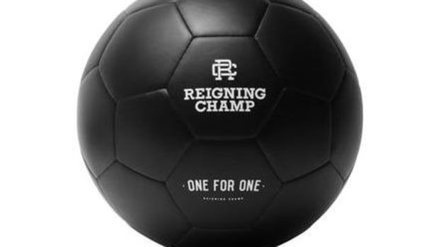 Reigning Champ One for One Soccer Ball