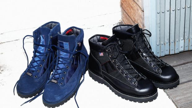 Danner Light x Briefing