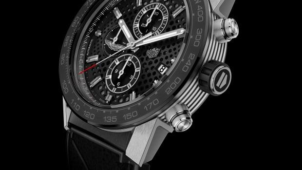 Tag Heuer Aston Martin Carrera 01