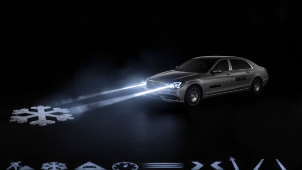 Mercedes-Benz Digital Light