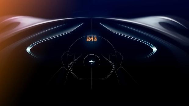 McLaren BP23 Cockpit