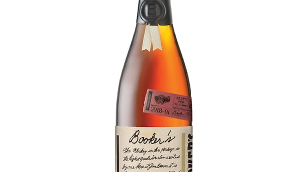 Booker's Kathleen's Batch Bourbon