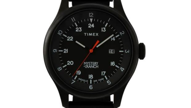 Timex Mystery Ranch