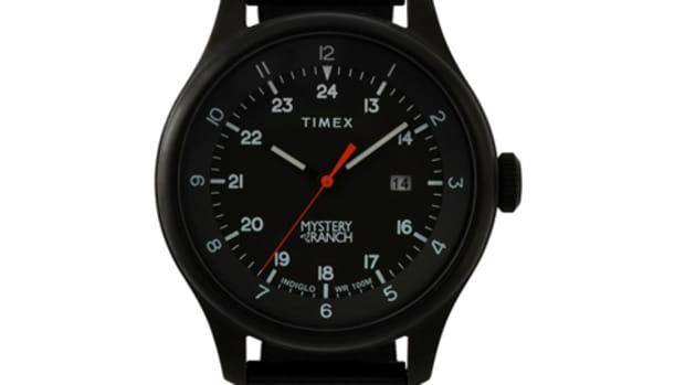 Timex Mystery Ranch