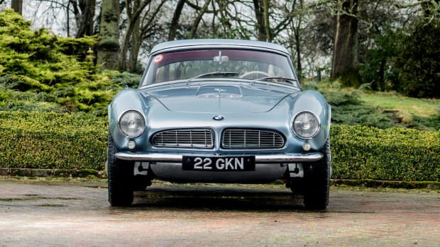 Bonhams John Surtees' 1957 BMW 507