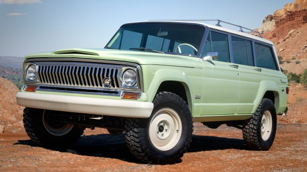 Jeep Moab Easter Safari Wagoneer Roadtrip