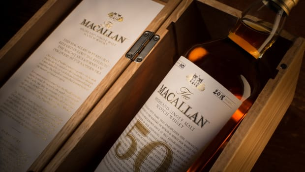 The Macallan 50 Years Old 2018
