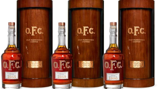 OFC Vintage Bourbons