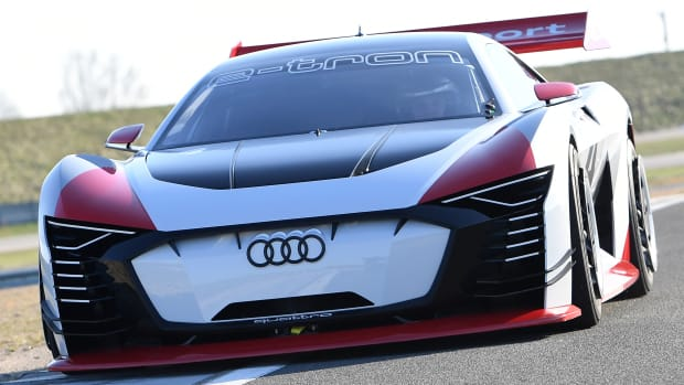 Audi E-Tron Gran Turismo Formula E