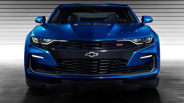 2019 Chevrolet Camaro Refresh
