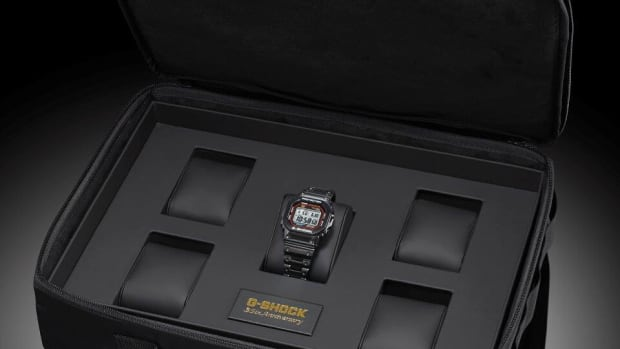 Casio G-Shock x Porter