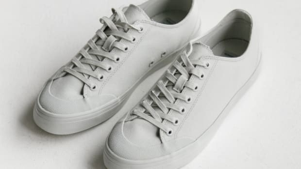 Erik Schedin Canvas Shoes
