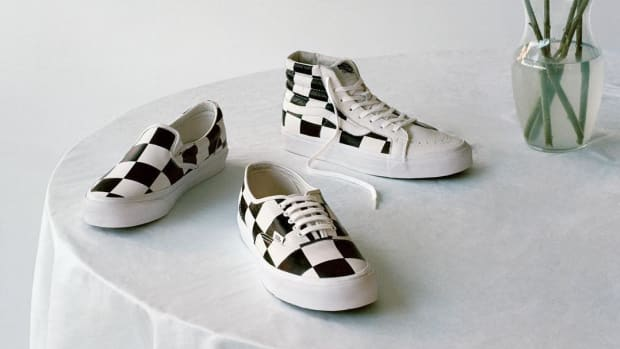 Barneys BNY Sole Series Vans