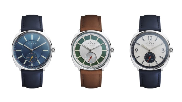 Farer Hand-Wound Collection
