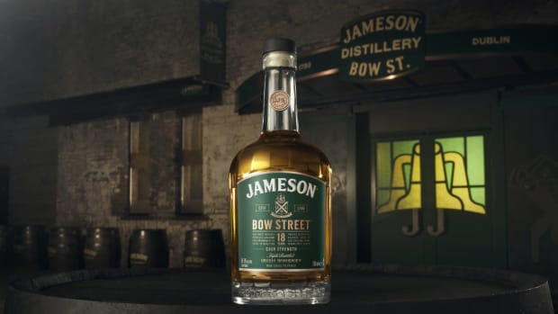 Jameson Bow Street 18