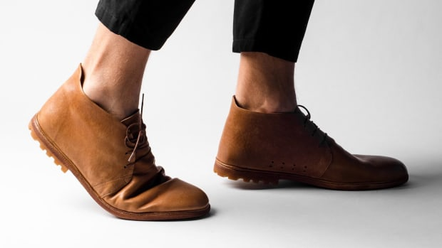 Hard Graft Desert Boots