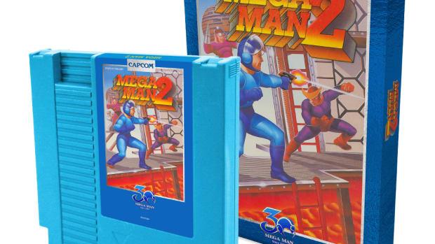 Capcom x iam8bit Mega Man 2