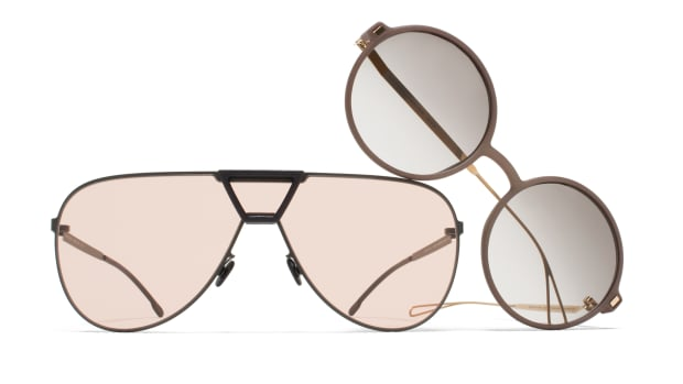 Mykita Haze and Pepper Frames