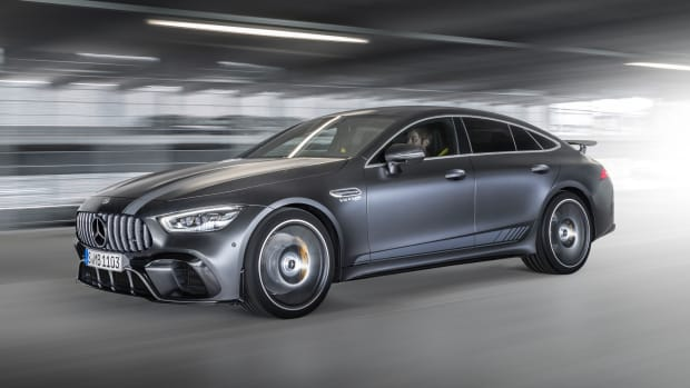 Mercedes-AMG AMG GT 63 S 4MATIC+ Edition 1