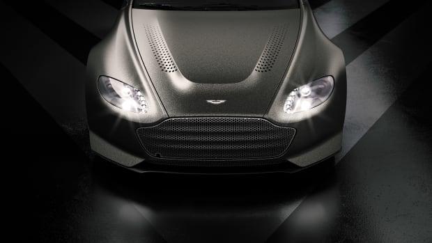 Aston Martin Vantage V12 V600