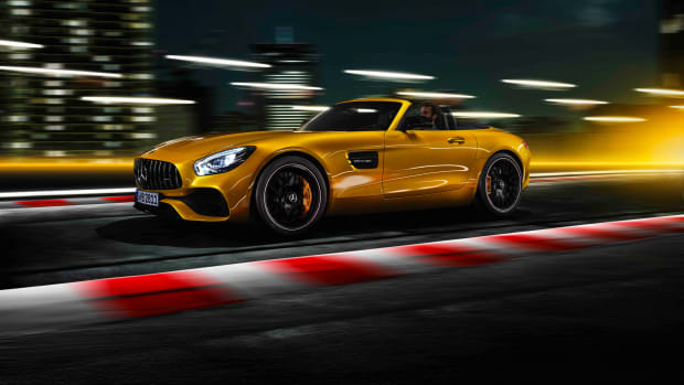 Mercedes-AMG AMG GT S Roadster