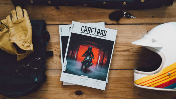 Bike EXIF Craftrad Magazine