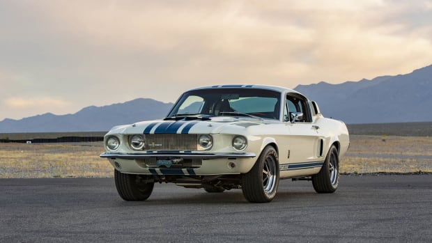 1967 Shelby GT500 Super Snake Continuation
