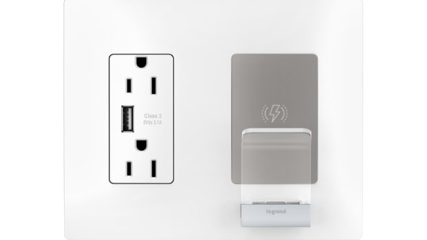 Legrand Radiant Wireless Outlet