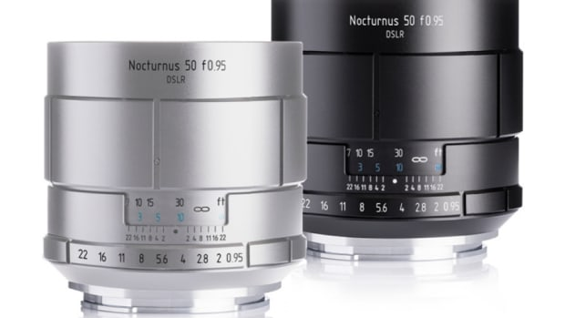 Meyer Optik Nocturnus 50 0.95