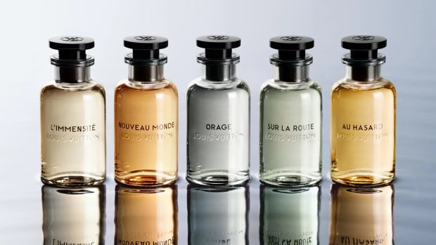 4f904681de93 Louis Vuitton launches its first collection of men s fragrances