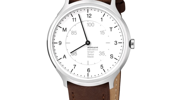 Mondaine Helvetica 1 Regular Smartwatch