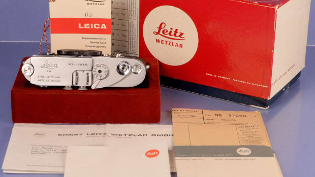 Last Leica M3