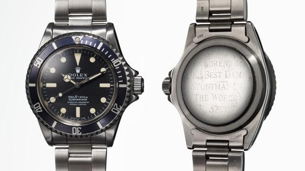 Rolex Steve McQueen Submariner