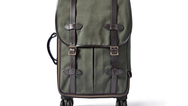 Filson Four-Wheeled Luggage